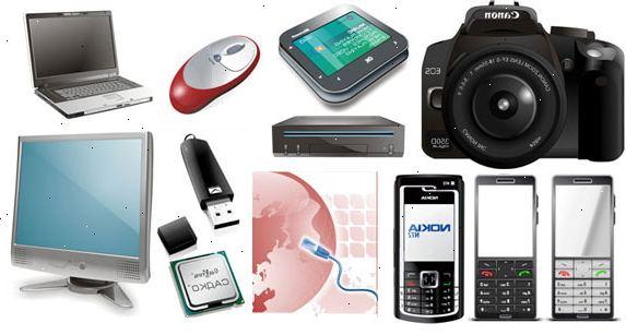 Elektronica webshop